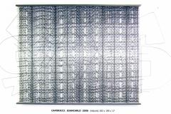 Structura Modulaire 135,5x103x16  2006