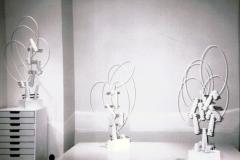 Sculpture Kit de Voyage  1998