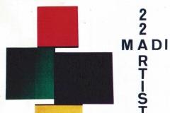 Exposition 22 Artis Madi du 6 Ott au 16 Dic 1993