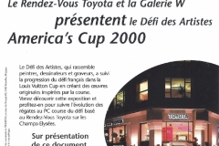 Exposition America's Cup 2000