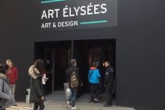 Expositions Champ Elysées Paris 2014