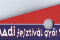 Festival Madi Ungheria 23 Giu 1995