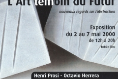 Futur'Art 2 - 7 Mai 2000