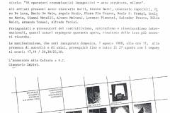 Mostra Citta di Albenga 1988