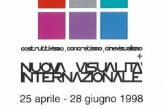 Young Museum 25 Aprile 28 Giugno 1998
