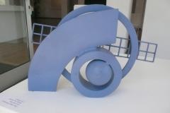 Inox Acrylique 37x25x11 2005