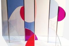 Sculpture mobile