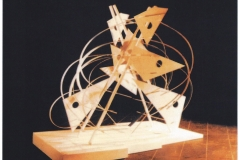Tensio Structure Triangulaire  210x200x120 Paris 1993