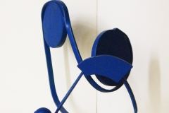 Acier Inox Couleur Bleu 2005