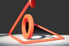 Acier Inox Couleur Rouge 2005