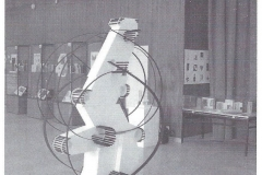 Tensio Structure Dynamique 220x180x80 1993 1