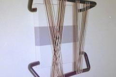 7 Fragment linéaire 20x30x4 2005