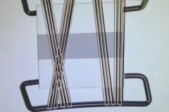 9 Fragment linéaire 20x30x4 2005